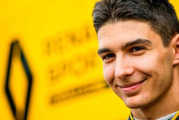 Fórmula 1: Esteban Ocon correrá con Renault en 2020