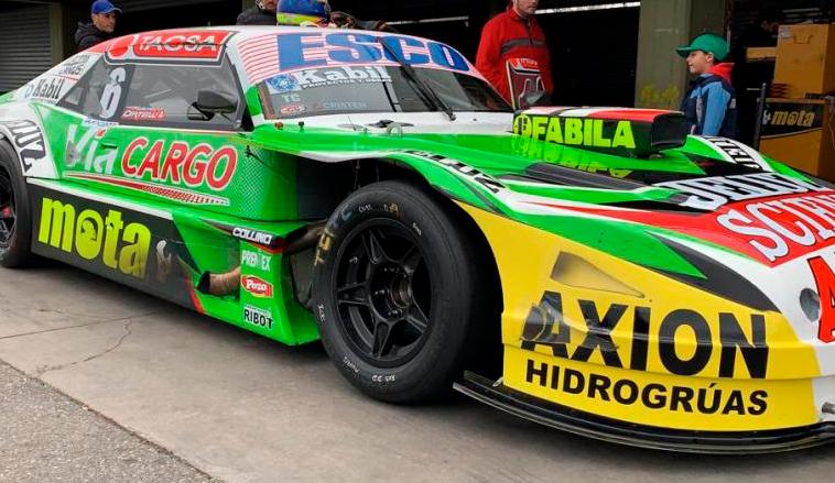 TC: Ortelli y JP Carrera desarman los motores