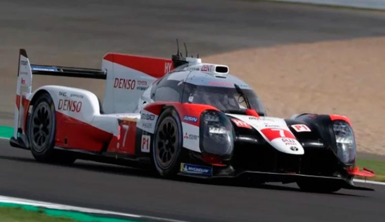 """WEC: Pole de """"Pechito"""" López, con doblete de Toyota, en las 4 Horas de Silverstone"""