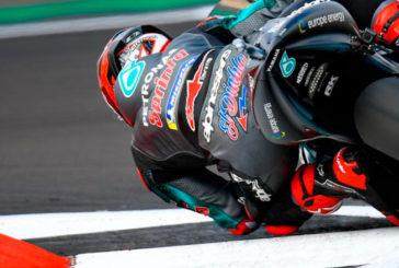 MotoGP: Quartararo rompe el récord y lidera la exhibición de Yamaha