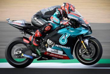 MotoGP: Quartararo vuela en Silverstone