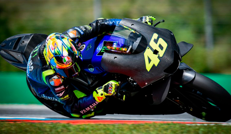 MotoGP: Yamaha desborda ilusión en un test clave para el futuro
