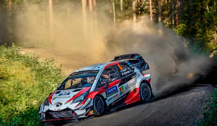 WRC: Tänak aguanta la tenacidad de Neuville