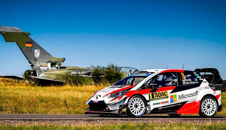 WRC: Tänak dueño del sábado alemán