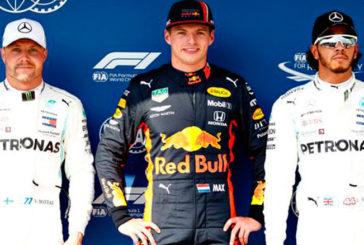 Fórmula 1: La primera pole para Max Verstappen!