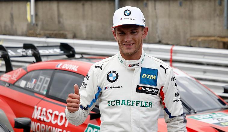 DTM : Gran victoria de Marco Wittmann en Brands Hatch