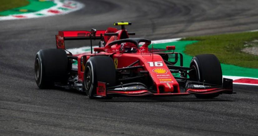 Fórmula 1: Leclerc logra el segundo triunfo al hilo