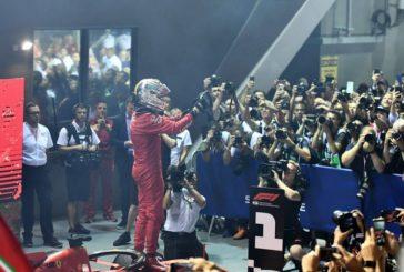 Fórmula 1: Vettel vuelve al triunfo