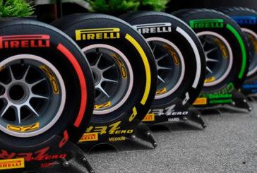 Fórmula 1: Pirelli lleva a cabo el último test para los neumáticos 2020