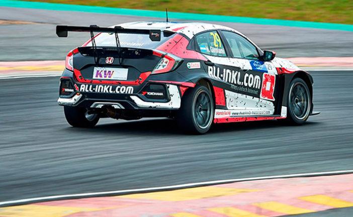 TCR: Girolami gana la primera en Australia