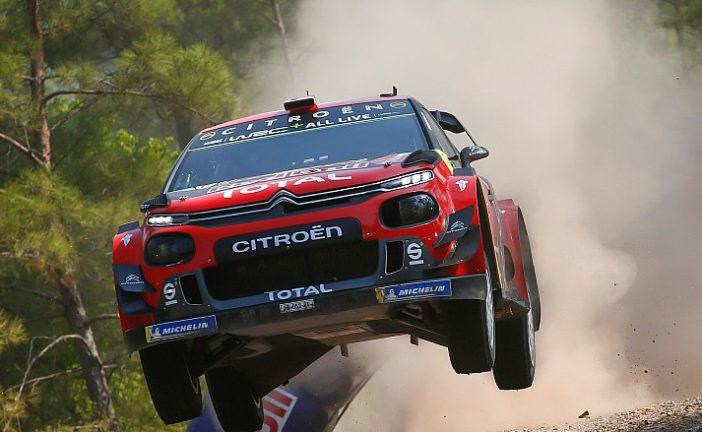 WRC: Lappi es el nuevo líder
