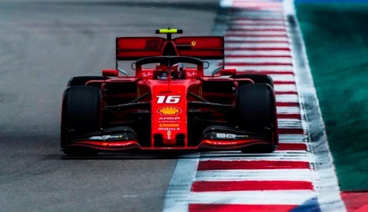 Fórmula 1: Histórico para Ferrari! Leclerc suma en Sochi su cuarta pole consecutiva