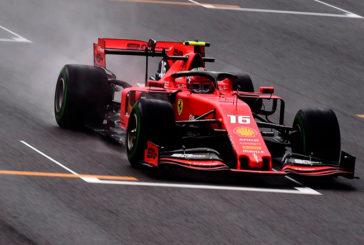 Fórmula 1: Leclerc se queda con los Libres1