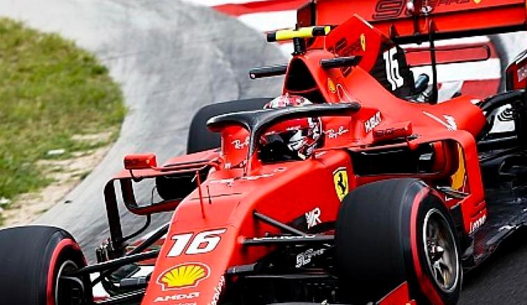 Fórmula 1: Charles Leclerc dueño del viernes