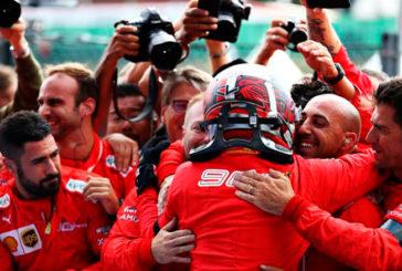 Fórmula 1: Una dudosa estrategia le da la victoria a Leclerc y deja a Vettel sin podio