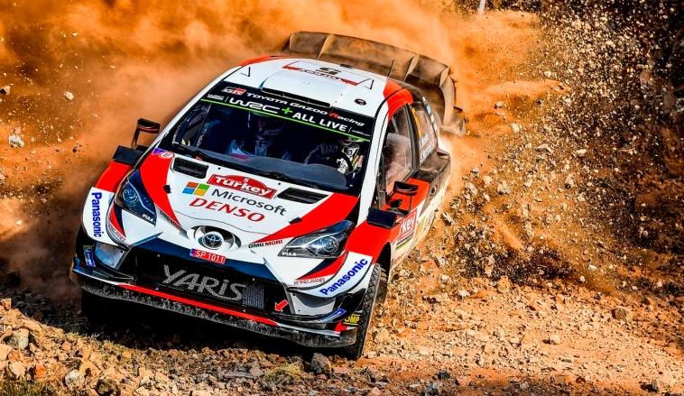 WRC: Meeke, el más veloz en el shakedown de Turquía