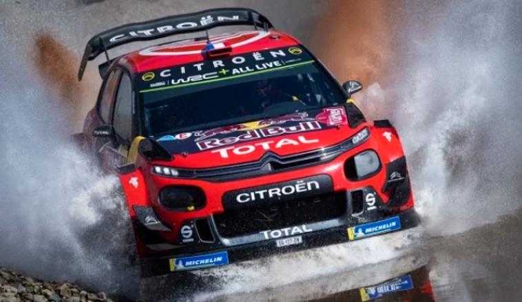 WRC: Ogier gana y se pone al acecho