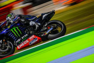 MotoGP: Viñales se queda con el 2do entrenamiento
