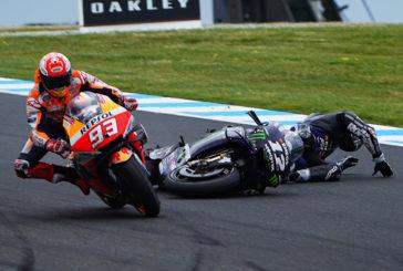 MotoGP: Márquez y la suerte del campeón