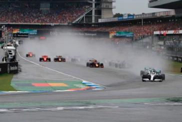 Fórmula 1: La clasificación del GP Japón podría suspenderse por el tifón