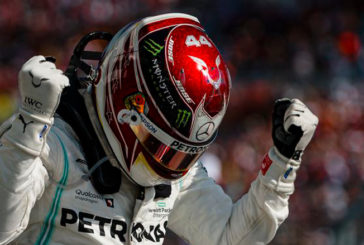Fórmula 1: Así son las opciones de Hamilton para salir campeón de México