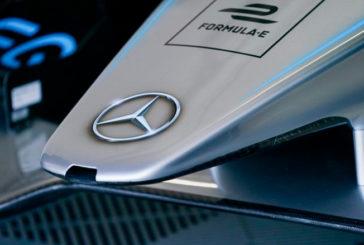 """Fórmula E: Mercedes ya """"gana"""" en Fórmula E; Frijns lidera el segundo día"""