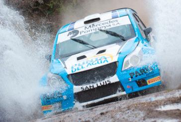 Rally Argentino: Baldoni se quedó con el triunfo