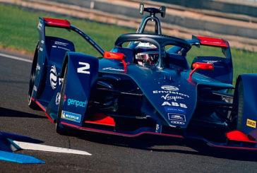 Fórmula E:  Bird y Virgin lideran el primer día de pretemporada