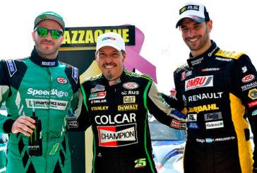 TC: Mazzacane, Canapino y Ardusso largan adelante
