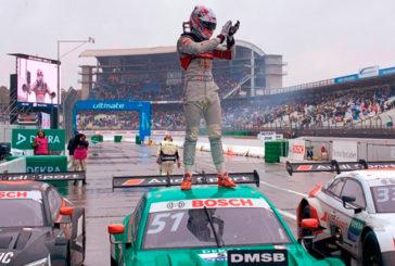 DTM: Nico Müller vence en Hockenheim y asegura el subcampeonato