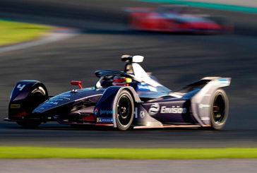 Fórmula E: Frijns lidera la segunda mañana en Valencia