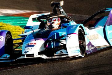 Fórmula E: BMW lidera y Mercedes sufre en la primera mañana de test