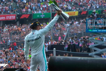 Fórmula 1: Hamilton gana y Ferrari vuelve a diluirse