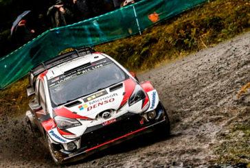 WRC: Meeke domina en Gales