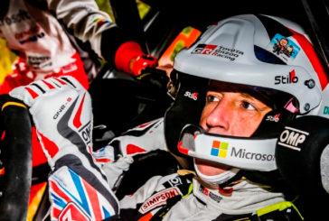 WRC: Meeke dominó el Shakedown