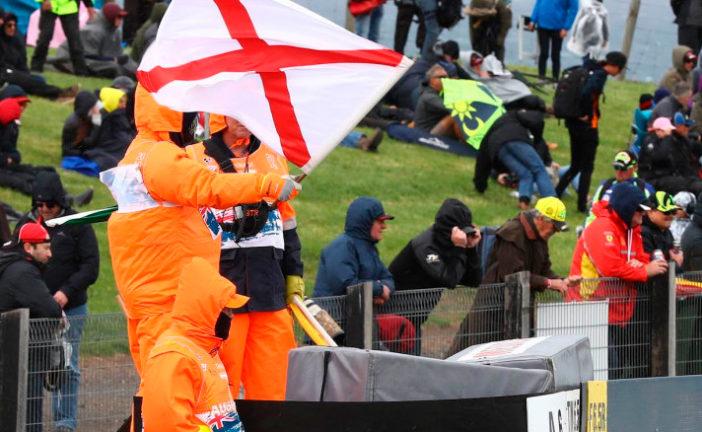 MotoGP: Se canceló la clasificación