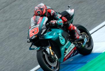 MotoGP: Quartararo conquista Tailandia y logra su cuarta pole en MotoGP