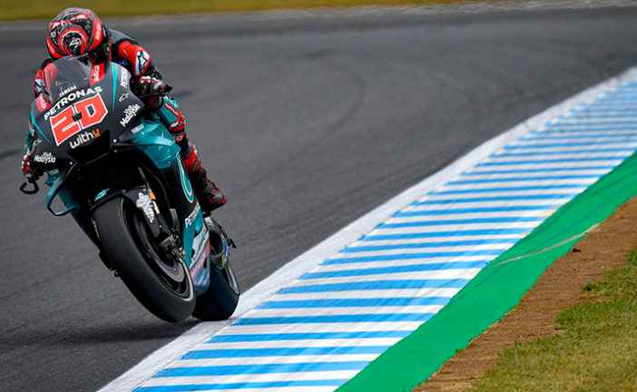 MotoGP: Quartararo compra todos los boletos para lograr la 'pole'