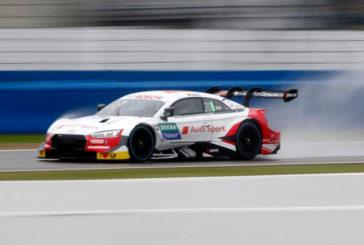 DTM: Pole de René Rast en Hockenheim, Jenson Button es sexto
