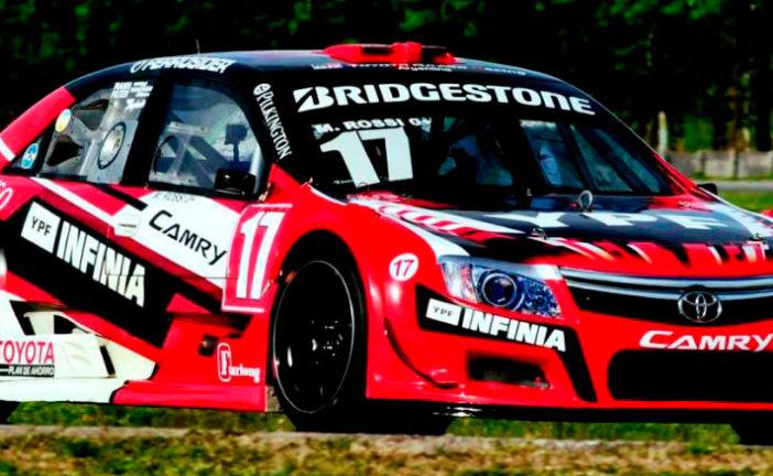 TRV6: El Misil Rossi logró la pole en La Plata