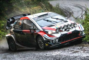 WRC: Tänak queda como líder en el último minuto