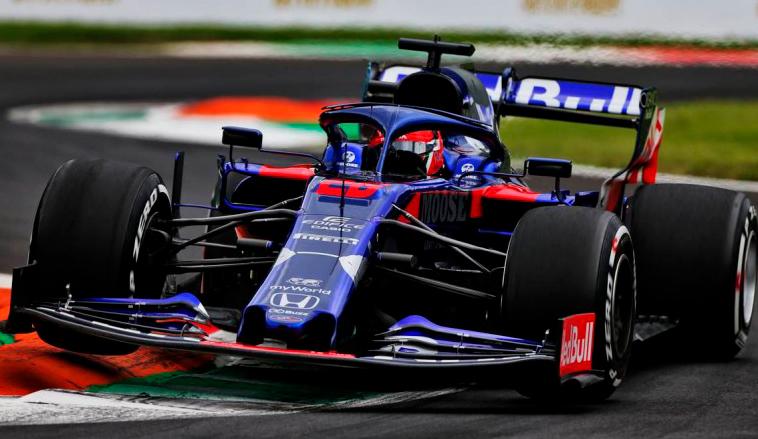 Fórmula 1: Toro Rosso cambiará su nombre en 2020