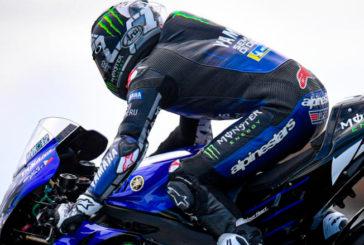 MotoGP: Viñales marca el ritmo sobre las Ducati y Márquez