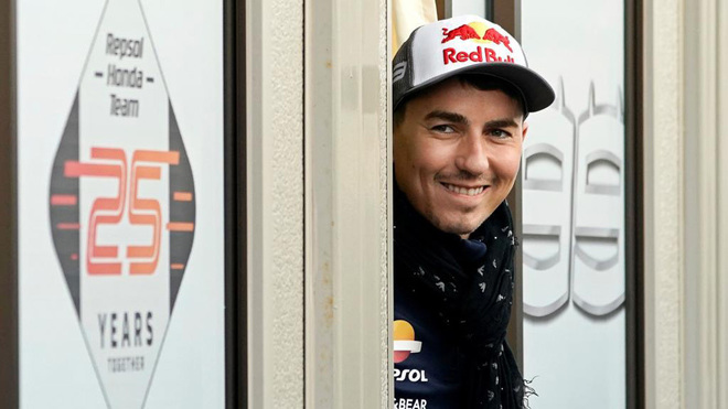 MotoGP: El adiós de una figura, Jorge Lorenzo anunció su retiro