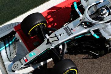 Fórmula 1: Mercedes acaba al frente del último viernes de la temporada
