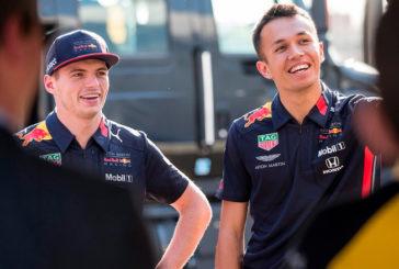 Fórmula 1: Albon es confirmado por Red Bull para la temporada 2020