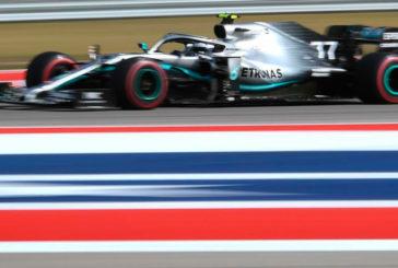 Fórmula 1: Bottas cortó con la racha de Ferrari