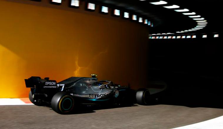 Fórmula 1: Bottas marca el ritmo en los Libres1 de Abu Dhabi