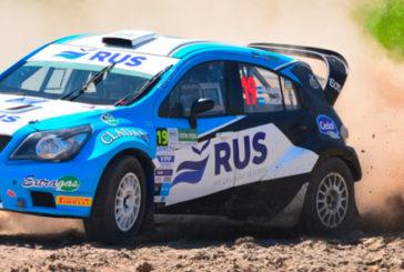 Rally Argentino: Díaz supo defenderse de los ataques de Ligato