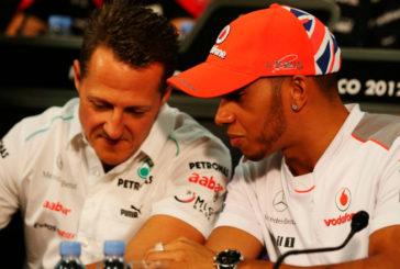 Fórmula 1: «Hamilton ya ha superado a Schumacher»